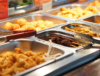 Restaurant Mr. Lee in Wolfsburg | Buffet